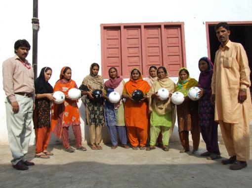 TransFair e.V. Fairtrade-Bälle