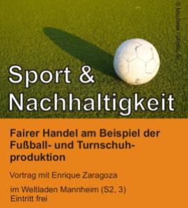 Sport und Nachhaltigkeit