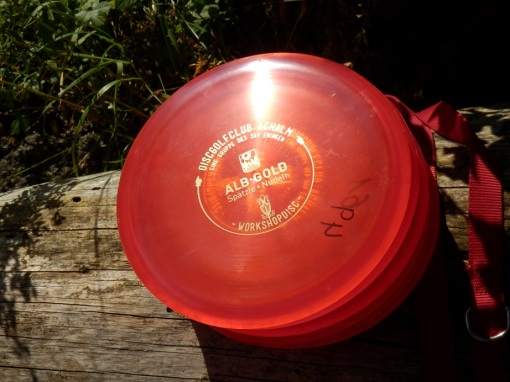 Discgolf Frisbees