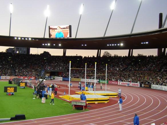 Stadion Letzigrund Zurich