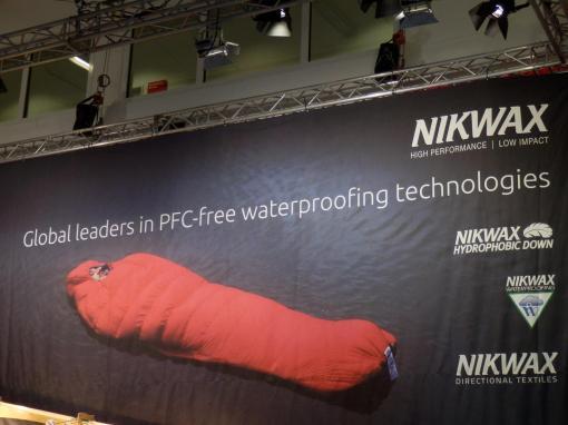 Nikwax ISPO 2016