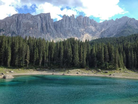 Lago di Carezza_Nachhaltiger_Sport