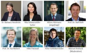Dialogforum 2017 Sport- Impulsgeber für eine nachhaltige Gesellschaft, nachhaltiger Sport