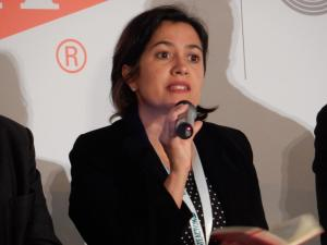 Dr Tania Braga Konferenz Sustainable Innovation in Sport 2017 Nachhaltiger Sport