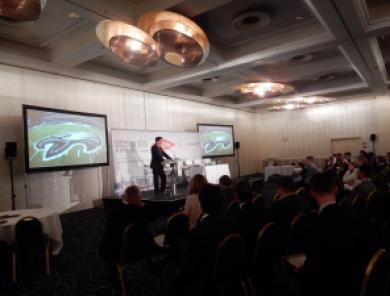Norman Vossschulte Konferenz Sustainable Innovation in Sport 2017 Nachhaltiger Sport