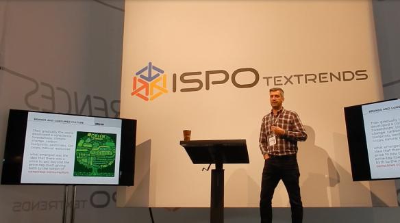 ISPO Munich 2017 Textrends Nachhaltiger Sport